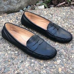 Lauren Ralph Lauren CamilaBlack Driving Loafers